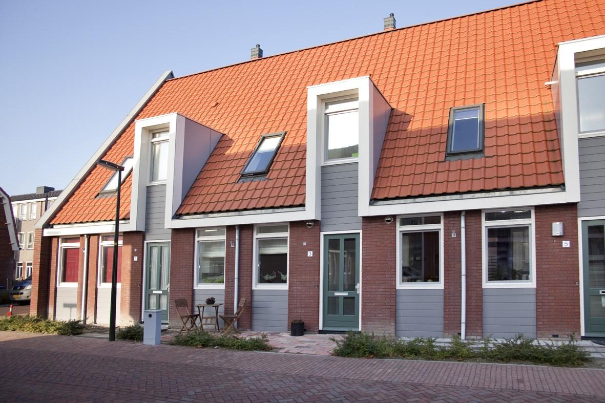 Nieuwe prijs moderne nagenoeg nieuwe woning in het mooie sint pancras marko gielens - Moderne keuken in het oude huis ...
